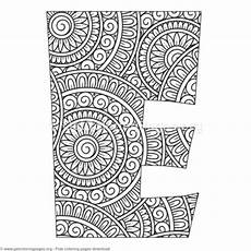 alphabet mandalas coloring pages 17864 alphabet en coloriage ohbq info