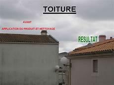 anti mousse toiture fait maison nettoyage demoussage toiture entretien traitement