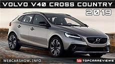 v40 cross country 2019 volvo v40 cross country review rendered price specs