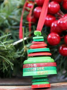 upcycle buttons to make a ornament how tos diy