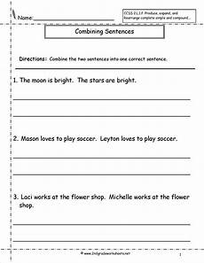 writing sentence worksheet for grade 2 22268 how to fix sentence structure run 2019 01 09