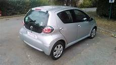 avis toyota aygo toyota aygo d occasion 1 0 vvti 70 connect sucy en brie