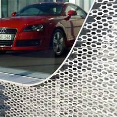 Audi Zentrum Potsdam - audi terminal fassade