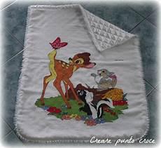 piumoni per bambini copertine cross stitch baby embroidery e stitch