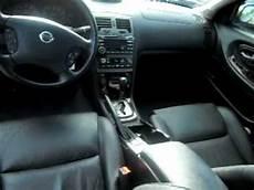 2002 nissan maxima gle fully loaded mileage 97k interior youtube