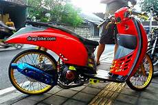 Modif Scoopy Minimalis by 40 Foto Gambar Modifikasi Scoopy Thailook Simple Jari Jari