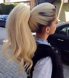 medium ponytail hairstyles 22 ponytails for medium length hair