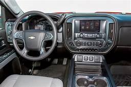2015 Chevrolet Silverado 2500hd Crew Cab Z71 First Test