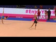 Kseniya Moustafaeva Rhythmic Gymnastics World