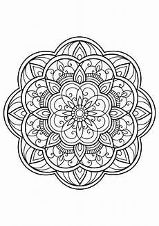 mandala coloring pages hd 17924 mandala from free coloring books for adults 14 mandalas coloring pages for adults just color