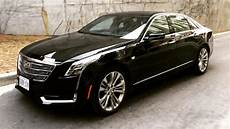 2017 cadillac ct6 platinum 3 0tt awd review youtube