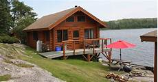 rental cottage cabin rentals in sunset country ontario canada