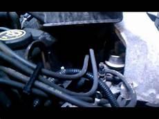 1997 Ford Ranger Idle Problem