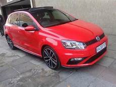 neat 2016 vw polo 6 tsi 1 2 74000k with service