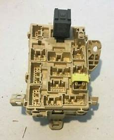 99 tacoma fuse box 01 04 toyota tacoma inside fuse panel relay integration box 82730 04010 ebay