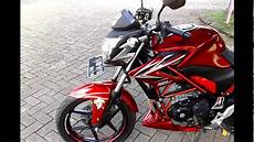 Modifikasi Cb150r Sederhana by Honda Cb150r Modifikasi Sederhana