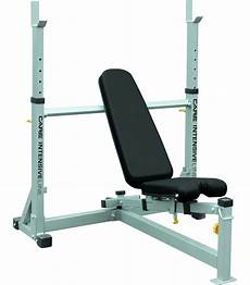 Banc De Musculation Olympic Care Fitness