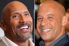 Vin Diesel E The Rock Se Estranham Em Set De Velozes E
