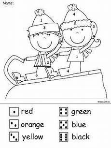 Malvorlagen Winter Rolls Winter Roll And Color School Coloring Pages