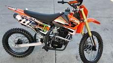 pit bike 150ccm large 150cc dirt pit bike large wheels nitro motors