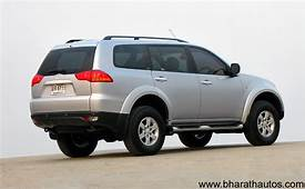 Mistubishi India Scheduled To Launch Pajero Sport SUV On