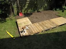 construire une terrasse en palette 3 201 pour la construction d une terrasse en palette