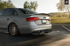 enlaes audi b8 s4 a4 s line rear diffuser carbon becausebags