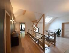 maison apparente maison d architecte bois avec charpente apparente nos