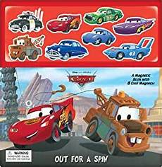 books about cars and how they work 2006 bmw z4 instrument cluster disney pixar cars out for a spin disney book group 9780786835966 amazon com books