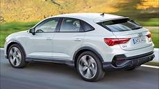 2020 audi q3 sportback luxury compact suv coupe