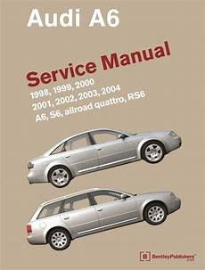 car owners manuals free downloads 2003 audi a6 lane departure warning front cover audi audi repair manual a6 s6 1998 2004 bentley publishers repair manuals