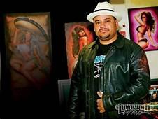 Rick Munoz  Interview With An Airbrush Artist Lowrider