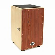 Cajon By Gear4music Rosewood whd cajon in rosewood finish nearly new at gear4music