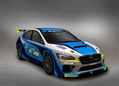 Subaru Shows Off New Isle Of Man Record Attempt Car