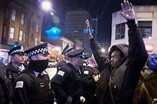 down to the wire obama s doj issues scathing report systemic abuse within chicago police