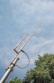 premium kb9vbr j pole base antenna 2 meter dual band ham radio scanner 713543871548 ebay