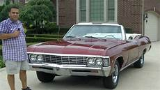 1967 chevy impala 1967 chevy impala ss convertible classic car for