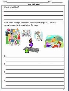 my neighborhood worksheets for grade 2 3 by rituparna