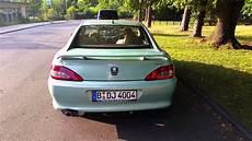 peugeot 406 v6 peugeot 406 coupe 3 0 v6 24v stock sound