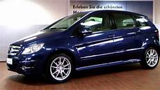 Mercedes B Klasse 170 Blueefficiency Sportpaket