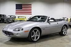 2001 Jaguar Xkr Silverstone For Sale 44747 Mcg