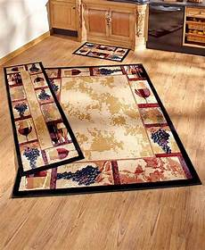 Themed Kitchen Floor Mats by Kitchen Rug Collection Soft Accent Runner Area Floor Mat