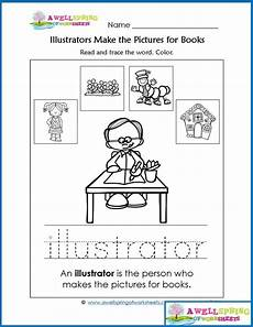 worksheets by subject parts of a book concepts of print vocabulary cards
