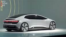 Audi Iaa 2017 - autonomous ev audi aicon concept iaa 2017