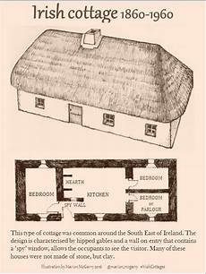 irish cottage house plans image copyright marion mcgarry irish cottage ireland