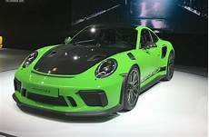 2018 porsche 911 gt3 rs weissach pack revealed with 29kg