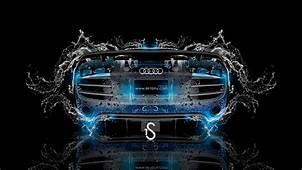 Audi R8 Spyder Water Car 2013  El Tony