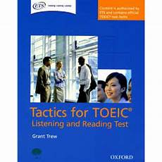 toeic note max tactics for toeic listening reading tests pack