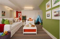 19 Adorable Playroom Designs To Provide For The