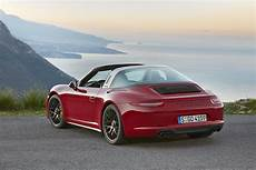 To Celebrate 50 Years Of 911 Targa The Porsche 911 Targa